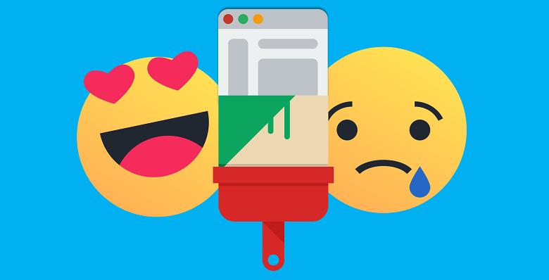 Avoid the website design emotional roller-coaster